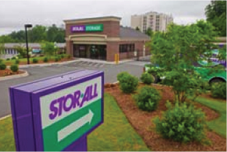 Stor-All Storage Charlotte, North Carolina