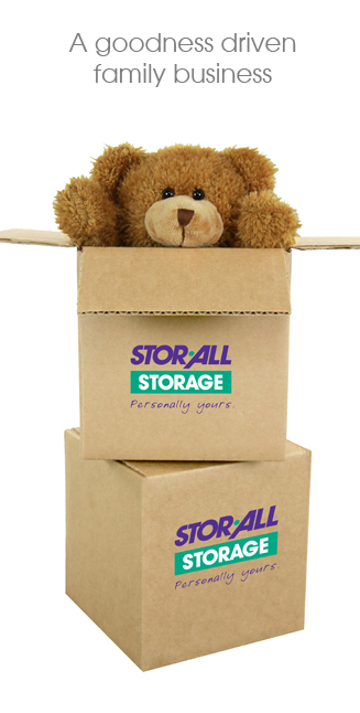 Norbert from Stor-All Storage